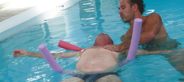 Watsu - Underwater Massage Ballet
