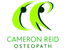 Cameron Reid Osteopath logo