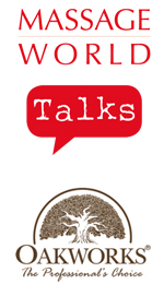 Massage Talks Oakworks logo