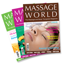 Massage World back issues