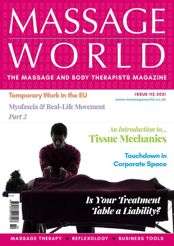 Massage Word Magazine